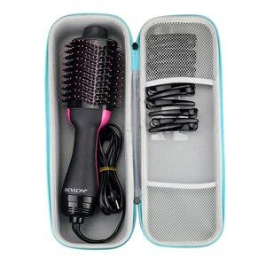 Image 3 - Новый жесткий портативный защитный чехол из ЭВА для переноски, защитный чехол для Revlon, одношаговый фен для волос, волумайзер, стайлер