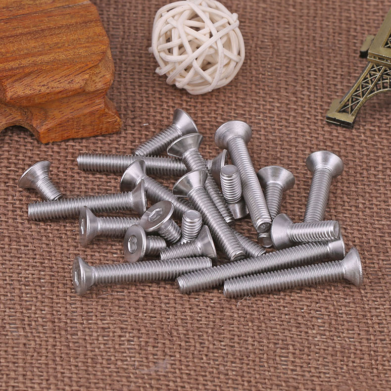 316 Stainless Steel Super Corrosion Resistant Thread Size M4-0.7 Set Screw
