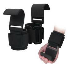 Профессиональные подтягивающие перчатки для тяжелой атлетики на запястье, вспомогательные перчатки для силовой тренировки, поддержка запястья, защита
