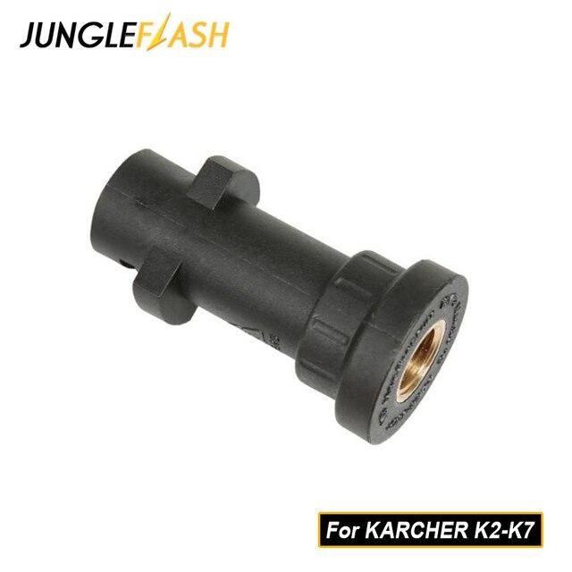 Adapter do dysza pianowa spieniacz mydła wysokociśnieniowy spieniacz do Karcher K2 K7 seria myjka ciśnieniowa pistolet do piany Generator pianki akcesoria