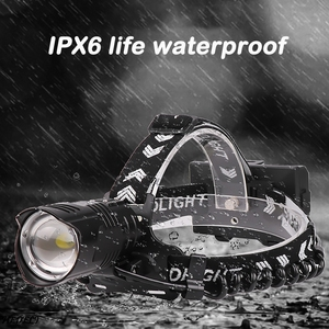 Image 5 - XHP90 LED Reflektor Latarka czołowa dużej mocy XHP70 Reflektor 18650 Akumulator USB Kemping XHP50 wodoodporna lampa czołowa Latarka XHP50.2 LED handight