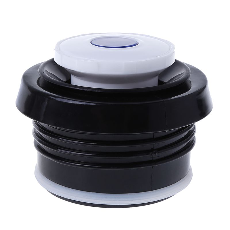 Thermos-Bottle-Cover Stainless-Accessories Outdoor for Vacuum-Flask-Lid Thermocup-Cap