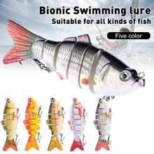 5 шт рыболовная приманка 39 дюйма свимбейт искусственная блесна