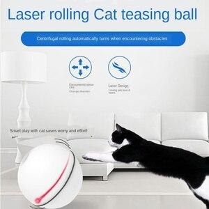 Cat Teaser Toy Smart LED Flash