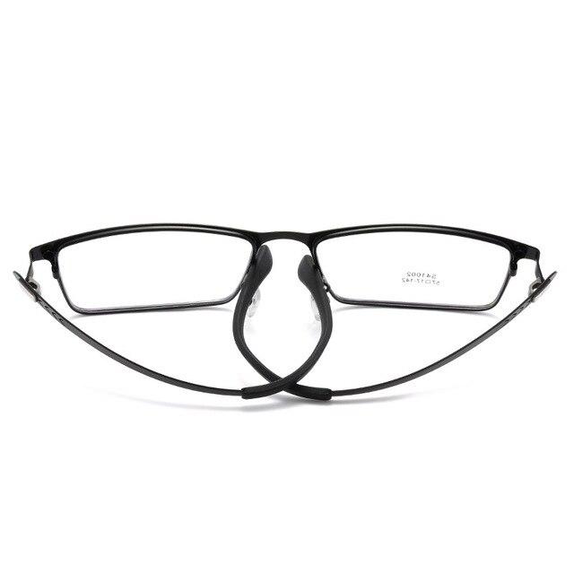 Купить очки в оправе из сплава мужские очки с полным ободком деловом картинки цена
