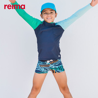 Reima Children's Shorts Boys Quick Dry Water Repellent Sunscreen UV50 Swimming Beach Shorts 2020 New Summer Clothes
