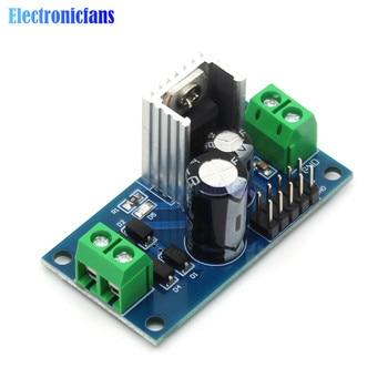 5V 6V 9V 12V LM7805 LM7806 LM7809 LM7812 DC/AC trzy napięcia na zaciskach Regulator moduł zasilania z zabezpieczeniem przed przegrzaniem