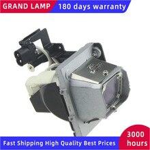 311 8529 lampe de projecteur de remplacement pour DELL M209X / M210X / M410HD / M409MX / M409X / M410X projecteurs avec boîtier HAPPY BATE