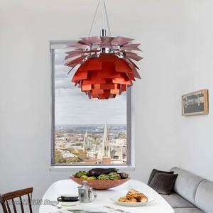 Image 4 - Lámpara Led moderna con forma de pipecón para sala de estar, cocina, Loft, luminaria de decoración Industrial para el hogar