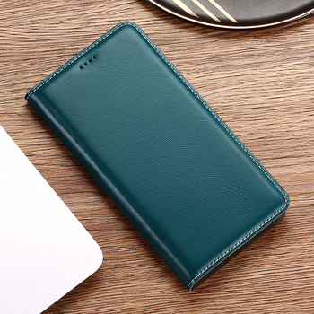 Babylon Genuine Leather Case For Xiaomi Redmi Note 2 3 4 5 6 7 8 8T 9 9S Pro Max K20 K30 Pro S2 Go Flip Wallet Phone Cover