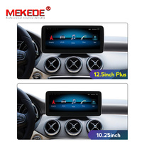 12.5 Blue anti glare screen!android 9.0 car multimedia system for Mercedes benz CLA W118 2015 2018 NTG5.0 with 4G plus 4G+64GB