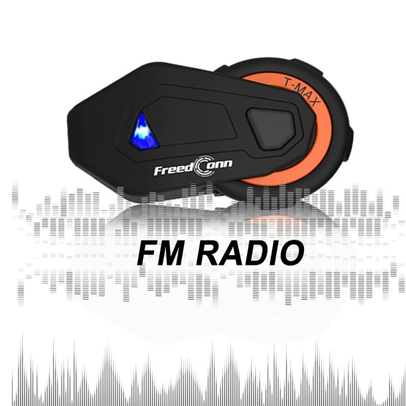 2000 м 6 всадников мотоциклетные шлемы Интерком Bluetooth гарнитуры группа говорить FM радио Bluetooth 4,1 120 км/ч обновление T-MAX E