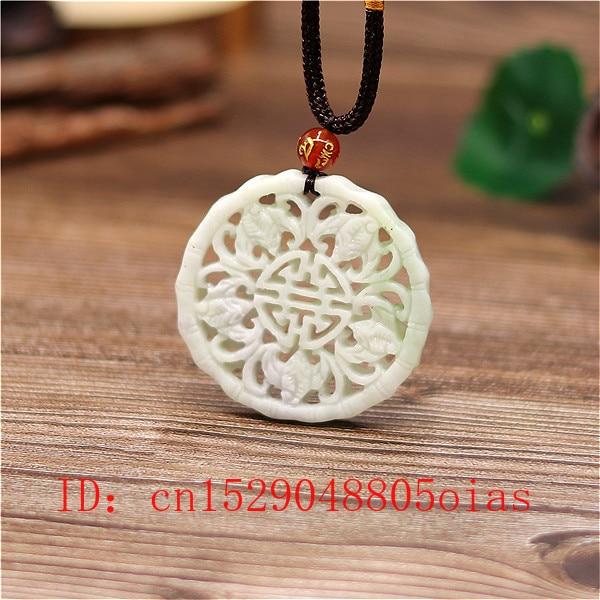 Натуральный белый китайский нефрит, подвеска «летучая мышь», модное ожерелье, амулет, двухсторонний, с резным амулетом, подарки для мужчин