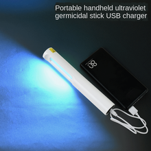 Portable USB Charging Handheld UV Disinfection Lamp