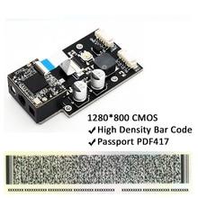 GM69 1D 2D PDF417 USB UART 1280*800CMOS Fast Speed Barcode Scanner Qr Code Scanner Module