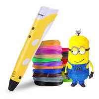 Myriwell 3D Druck Stift 12V 3D Stift Bleistift 3D Zeichnung Stift Stift PLA Filament Für Kind Kind Bildung Hobbys spielzeug Geburtstag Geschenke