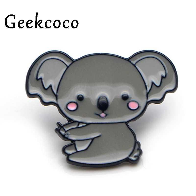 Geekcoco แฟชั่น Enamel Pin การ์ตูนน่ารักเข็มกลัดคอลเลกชันโลหะ Lapel Pin Badge เข็มกลัดสำหรับผู้หญิงผู้ชายเครื่องประดับของขวัญ J0578