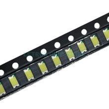 200 pces 1206 0805 0603 0402 smd led diodo kit vermelho/verde/azul/branco/amarelo