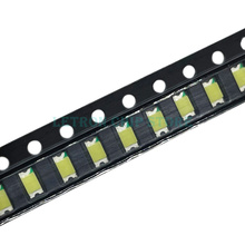 200pcs 1206 0805 0603 0402 SMD LED Diode Kit Red / Green / Blue / White / Yellow