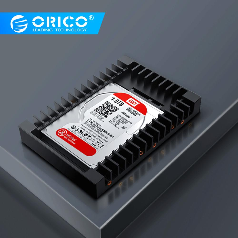ORICO 2.5 To 3.5 Inch HDD Adapter Hard Drive Caddy Support SATA 3.0 Support 7 / 9.5 / 12.5mm 2.5 Inch SATA HDDs And SSDs