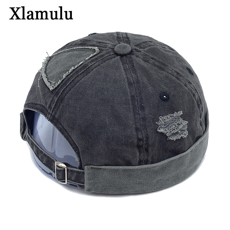 Beanie Hat Casual Men Street Docker Sailor Biker Hat Caps For Men Women Cap Beanies Winter Hats For Men Vintage Bonnet Male Caps