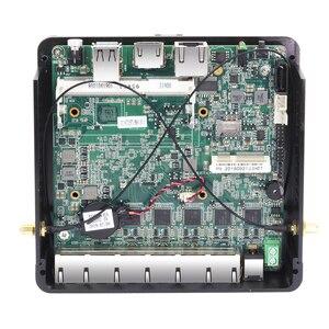 Image 5 - 6 1000Mbps LAN Mini PC Gigabit Wifi HDMI 2*USB Intel Celeron J1900 Router Firewall Ubuntu Windows 10 Fanless Mini Comput