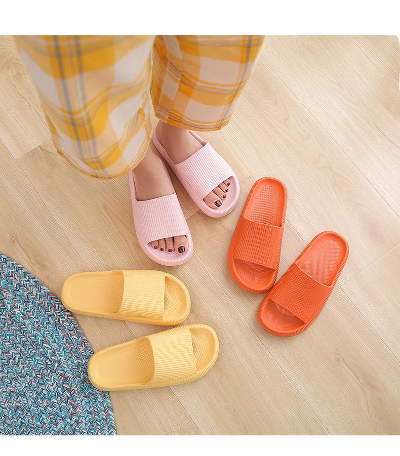 FootRelax Non-Slip Cushion Slippers