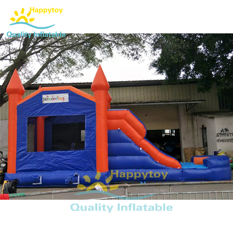 Hot Sale Commercial Inflatable Bouncer/ Martial Art Bounce House/ Inflatable Jumping Castle For Sale