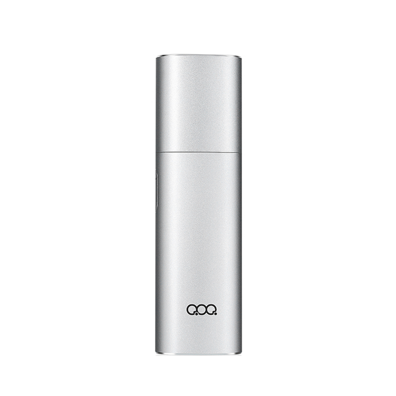 QOQ Honor 2400MAh Heat Not Burn Vaporizer With Mouthpiece Vape Kit Battery For Heating Tobacco Cartridge E-Cigarette