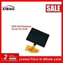 2-20 шт. VDO ЖК-дисплей экран для Audi/A3/A4/A6/для v* w автомобиля диагностический инструмент obd 2