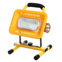 LED Portable Work Light Cordless Rechargeable Lamp Waterproof Power Bank Outdoor 3 Mode Emergency Portable Lantern