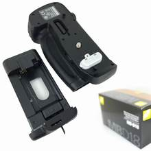 Pacote de bateria multi potência vertical para nikon, substituição de MB-D18 suporte EN-EL15 EN-EL15A 8 * aa