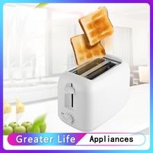 Bread Toaster Sandwich-Maker Breakfast-Maker 2-Slice Household Cooking-Tool Baking 650W