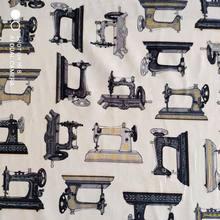 50*110cm planície 100% algodão tecido inferior antigo clássico coleção máquina de costura retalhos pano diy costura estofando material