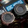 Mini Neue Fingertip Gyro Kupfer Finger Dekompression Spielzeug EDC Artefakt Hohe Geschwindigkeit Stumm Gyro