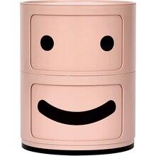 Скандинавский Простой Круглый креативный детский прикроватный шкаф небольшой шкаф для хранения для прикроватной тумбочки в современном