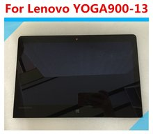 ЖК дисплей 133 дюйма для lenovo yoga 900 13isk 80mk дигитайзер