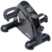 Мини-шаговый домашний тренажер для фитнеса, многофункциональный велосипедный велосипед с ЖК-дисплеем, внутренний шаговый механизм для пожилых молодых людей, для похудения, HWC