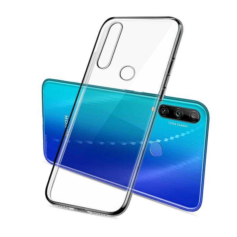 Funda de TPU suave transparente Ultra fina para Huawei Honor 9c 9s 9a 20s 8s 8a 8c 8x Max 7x 7a 6a 6c Pro