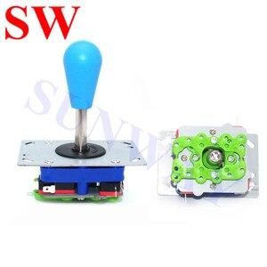 Image 2 - 2 игрока DIY аркадные наборы с USB кодировщиком PC Zippy джойстик с овальным шаром + кнопки + провода жгута для Android/ Raspberry Pi