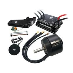 Maytech 8085 160KV Brushless Outrunner Sensored BLDC Motor 200A VESC6.0 based Controller MTSKR1905WF Remote DIY Esk8 Robots