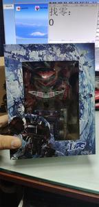 Image 5 - קומיקס מועדון שינוי ITF OVERSIZE WCF OP מפקד אדום לבן פעולה איור רובוט צעצועים