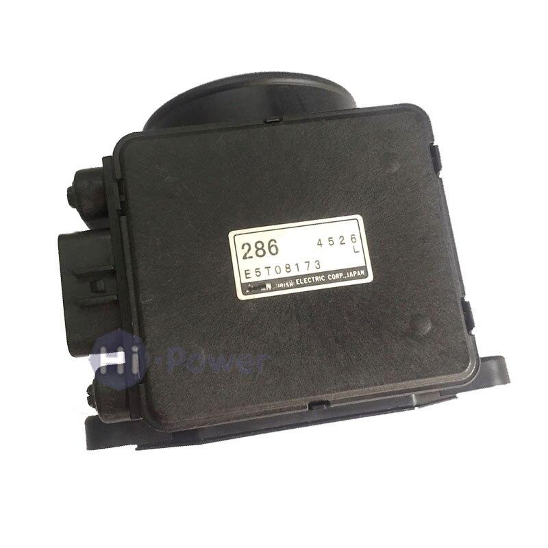 Original OEM 286 E5T08173 MR988286 Mass Air Flow Sensor Meter for Mitsubishi Outlander 4G63 Car Sensors & Switches     - title=