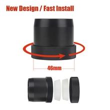 38-46 мм кронштейн Комплект быстрой установки адаптер байонет для NV007 ночного видения Макс 46 мм Диаметр прицела