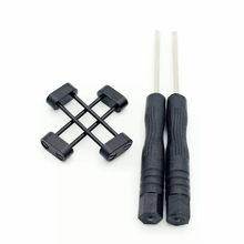 Adaptador conector conjunto talões chaves de fenda ferramentas substituição acessório de aço inoxidável para suunto núcleo pulseiras relógio inteligente