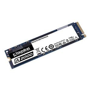 Image 5 - Kingston Interne Solid State Harde Schijf 250G 500G 1TB A2000 NVMe PCIe M.2 2280 SSD NVMe SSD voor PC Notebook Ultrabook