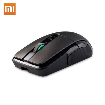 New Xiaomi Wireless Gaming Mouse 7200DPI RGB Backlight 32-bit ARM USB 2.4GHz Game Optical Rechargeable Computer Mouse
