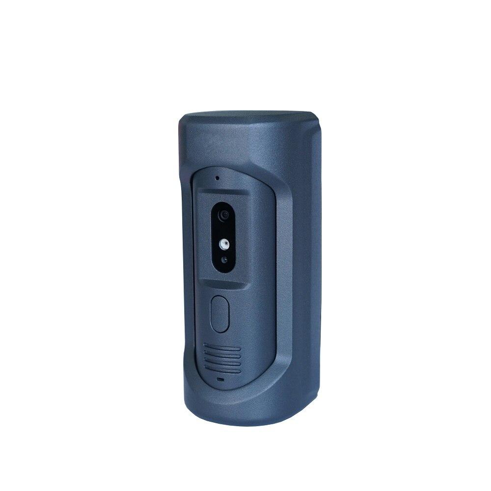 DH Logo VTO2101E-P PoE(802.3af) IP Metal Villa Doorbell ,Door Phone,doorbell,IP Video Intercom, Call To Phone App,SIP Version