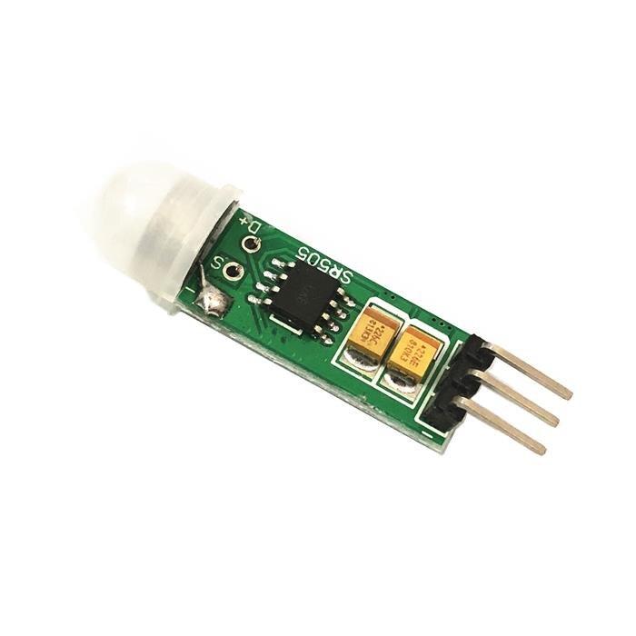 HC-SR505 Mini Infrarot PIR Motion Sensor Präzise Infrarot Detektor Modul für arduino