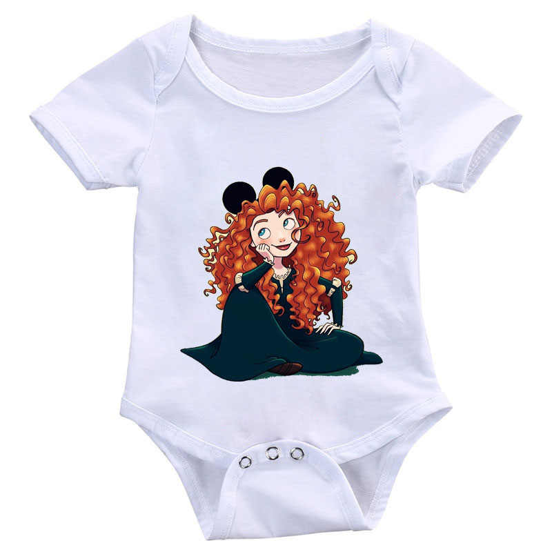 Dermspe Baru Musim Panas Bayi Baru Lahir Lucu Dicetak Baju Monyet Jumpsuit Bernapas Lembut Anak Piyama Anak Laki-laki Gadis Pakaian